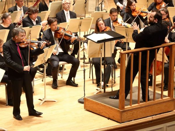 Gil Shaham performed Tchaikovsky's Violin Concerto with Andris Nelsons and the BSO, 10.6.17 (Hilary Scott).JPG